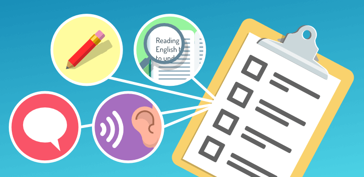 Find out how good your reading and listening skills are.