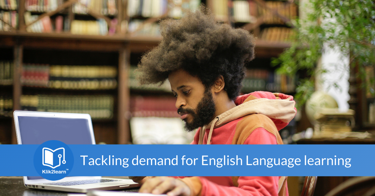 Glasgow tackles the demand for English Language learning