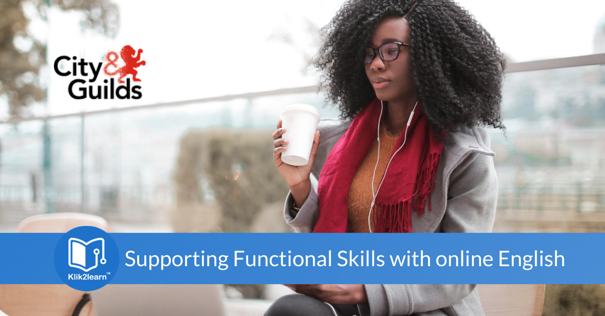 City & Guilds add Journey 2 English to Functional Skills package
