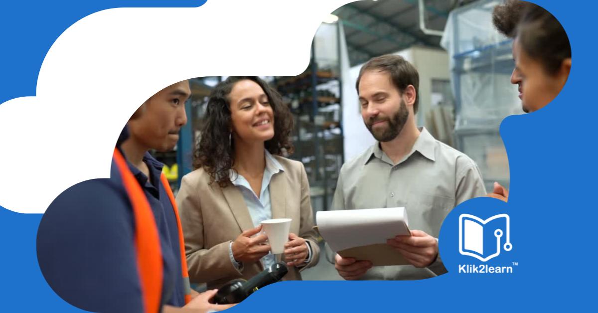 Online English language training for employees