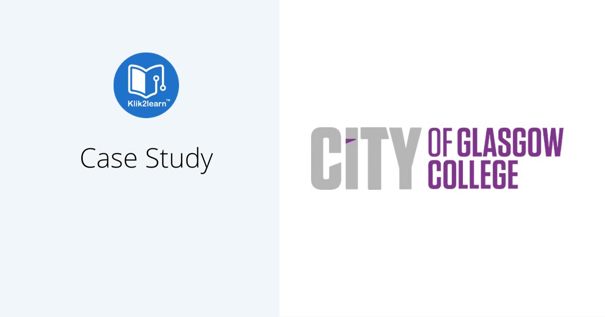 Case Study: City of Glasgow College