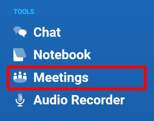 Meetings On Menu