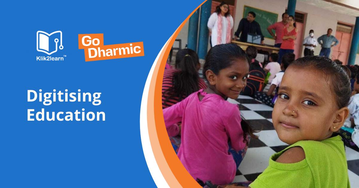 CSR: Digitising Education