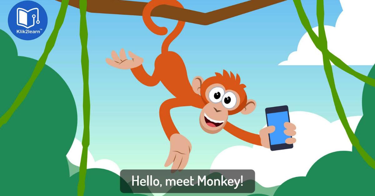 Klik2learn Monkey Guide