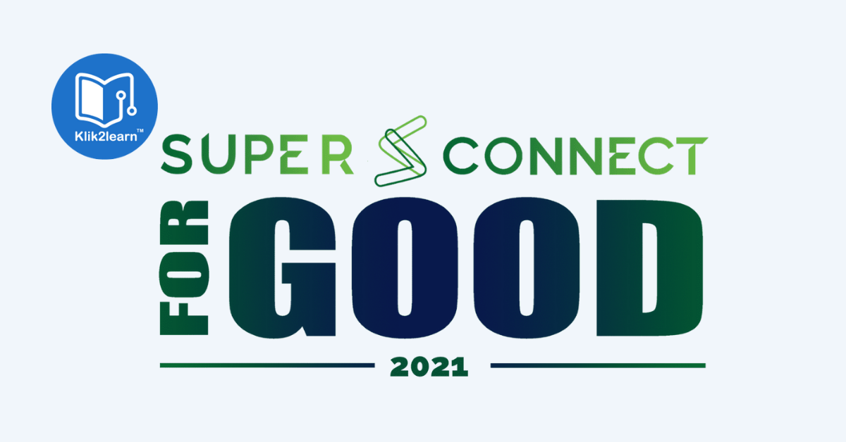 Top 10 Finalist in the Super Connect for Good Competition 2021