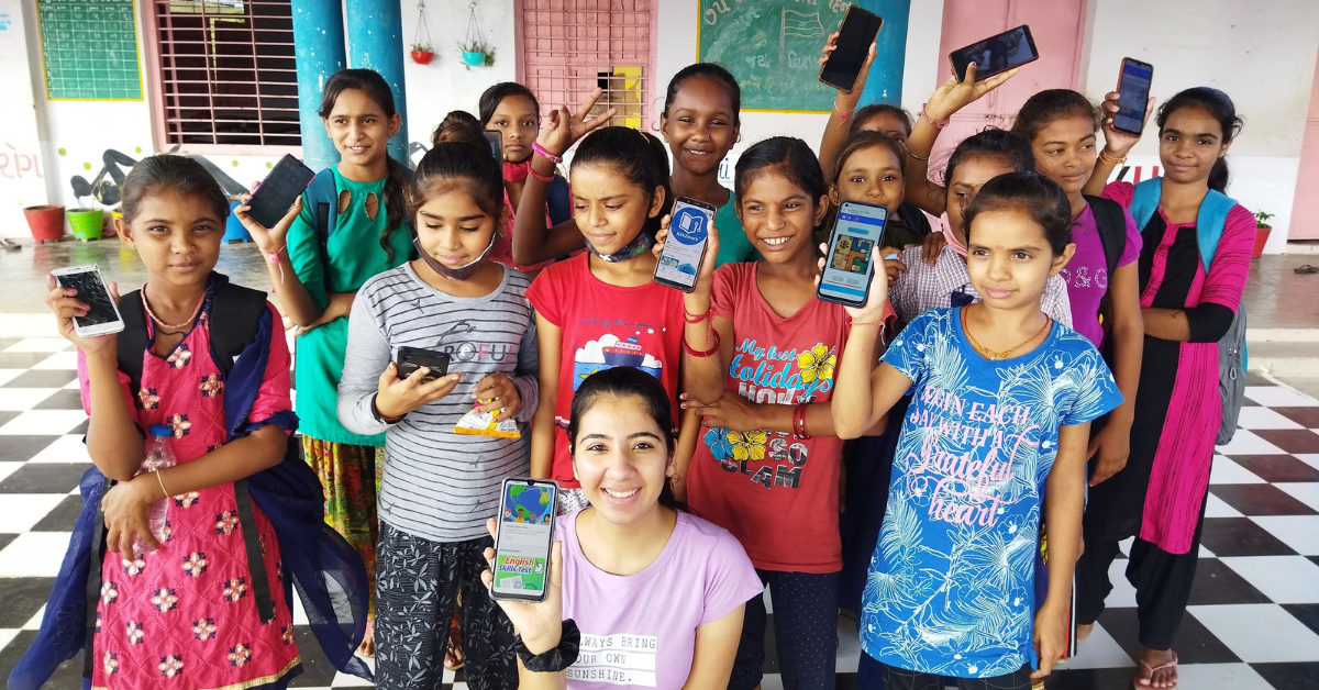 Tracking the CSR education project with digital reports